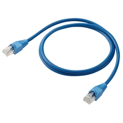 CAT5e LAN Cable Cross Connection