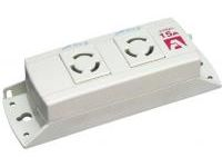 Multi-Use Power Strip (2 Outlets)