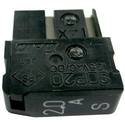 Fuses for Alarms, SDP Series
