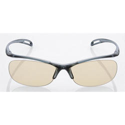 Blue Light Filtering Glasses Rimless Type