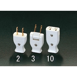 Flat-type plug , connector EA940C-3