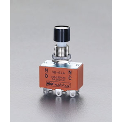 Small push button switch EA940DA-111