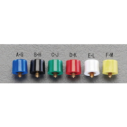 Button for small push button switch EA940DA-150F