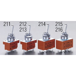 Toggle switch (Waterproof type) EA940DH-213
