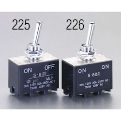 Toggle switch (for high current) EA940DH-226