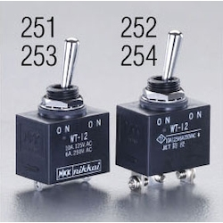 Toggle switch (Waterproof type) EA940DH-254