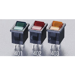 Rocker switch (Illuminated type) EA940DH-401