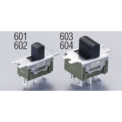 Small slide switch EA940DH-604