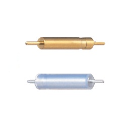 Brass Spacer (Round, For Soldering Installation Of 2-Level Stacked Daughter Boards) / TRT (TR)-E