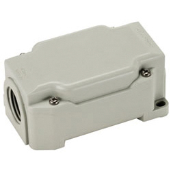 Waterproof Relay Terminal Box (Female-Threaded Type)