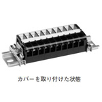 Assembly Terminal, Branching Type Terminal Block, Safety Cover