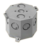 Octagonal Concrete Box (Deep II Type)