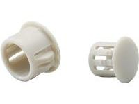 Cable Bushing (Blind Gray / Ivory)