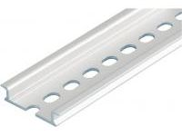 DIN Rail (Aluminum Model) Mounting Holes, 5.5 x 8 Long Hole