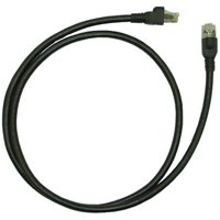 High-flex CAT5e LAN cable
