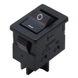 Seal Type Locker Switch A8W