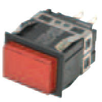 Illuminated Push Button Switch (Rectangular Body)A3K,Optional Part