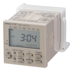 Digital Daily Time Switch, H5F