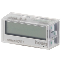 Small Total Counter/Time Counter/Tachometer (DIN 48x24)  H7E□-N