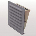 Jet Proof Type Louver (Resin Cover Type) IP45