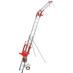 Solar Lift Dolly Solar Lift (BS Set / Winch 1 Speed Type)
