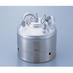 Stainless Steel Pressurized Container, Capacity 5 To 39 L