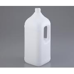 Square Containers, Capacity 4 L