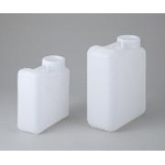Flat Wide-Mouth Bottle, Capacity 10 L, 20 L Mouth Inner Diameter (mm) φ98.5