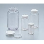 Clear Wide-Mouth Bottle (Transparent PVC Type)