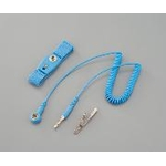 Wrist Strap for Either Wrist Material Properties Conductivity PVC