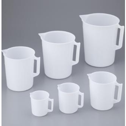 Poly Beaker with Handle Capacity (ml) 100–10000