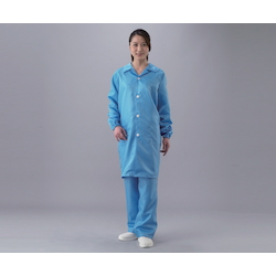 ASPURE Cleanroom Coat, Button Type