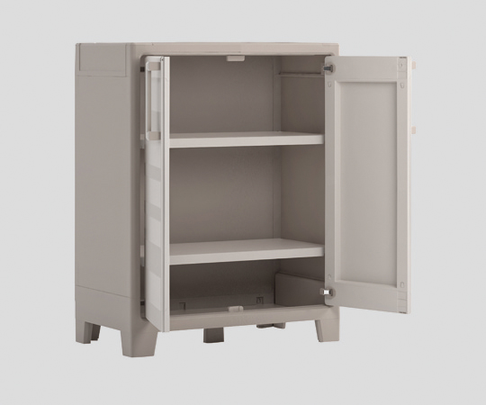 Plastic Cabinet (Guliver)