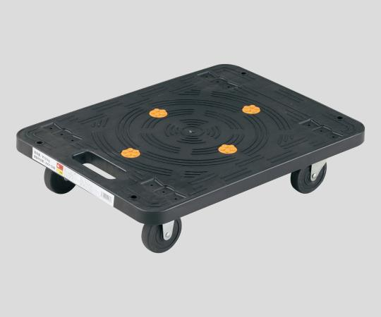 Resin Flat Dolly, Uniform Load (kg) Approx. 50