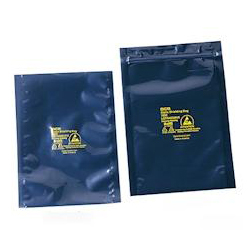 ESD Shield Bag (4-Layered Type) with Zipper 50 x 80 x 0.076