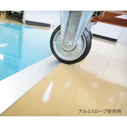 For Eco Clean Sticky Mat Aluminum Slope 900 x 60 Thickness 3mm