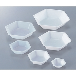 Antistatic Hexagonal Balance Tray 50mL 1000 Sheets