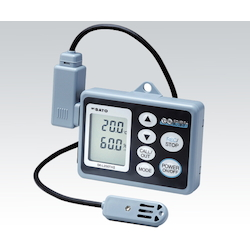 Memory Gauge Sk-L200Thiiα (Thermo-Hygro Discrete Type, with JCSS Calibration Certificate)