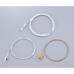 Coated Thermocouple (K Thermocouple: Duplex) Dj-K-Bl-5m-Y Terminal
