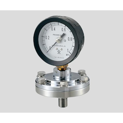 Diaphragm Pressure Indicator MZS-1A 75 x 1.0 Stainless Steel