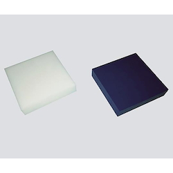 Food Standards Compliant Polyacetal Resin Plate (Blue) 500x1000x25