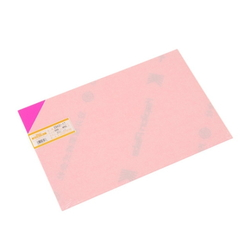 PVC Sheet Fluorescent Pink 1x300x450 mm