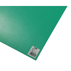 PP Sheet Green 485x570x0.75 mm
