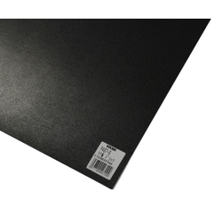 PP Sheet Black 485x570x0.75 mm