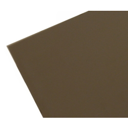 Polycarbonate Panel 915 x 1,830 x 2 mm, Brown Smoke
