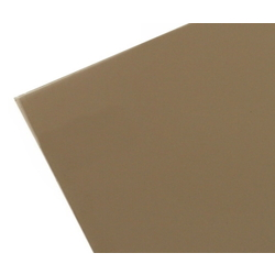 Polycarbonate Panel 915 x 1,830 x 3 mm, Brown Smoke