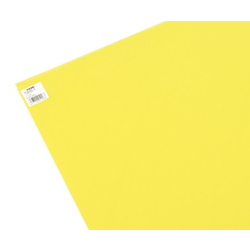 Color Board 600 x 450 mm Yellow