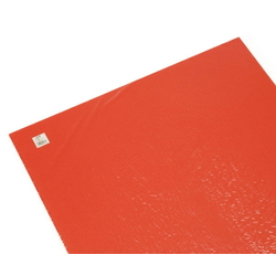 Color Foam 910 x 600 mm Red