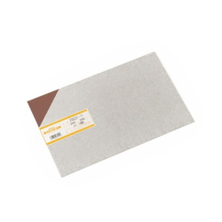 PVC Plate 1x200x300 mm Transparent Smoke
