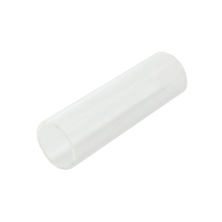 Acrylic Pipe 30 mm round x 100 mm